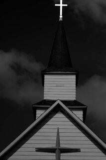 Reflecting Cross