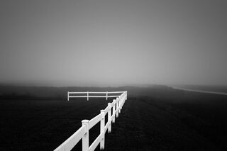 Cemetery Fence, North Dakota