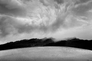 Storm Over Mesquite Dunes