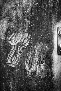 Door Footprint, New York City