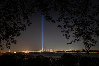 9/11 Tribute in Light, NYC