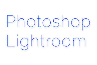 Lightroom/Photoshop help, 2 hours. $140
