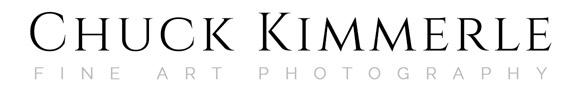 Chuck Kimmerle, Fine Art Landscape Photographer