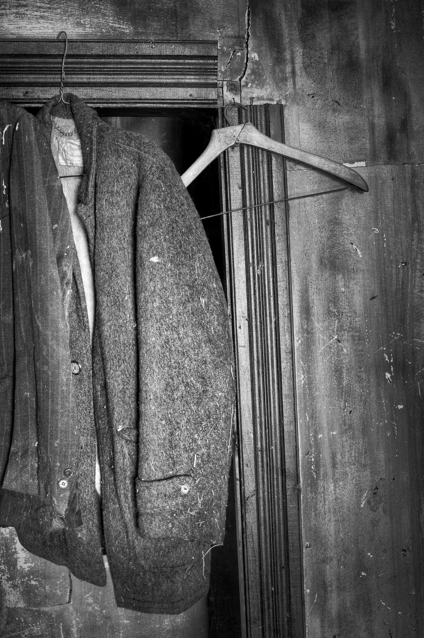 Jacket in Farmstead House