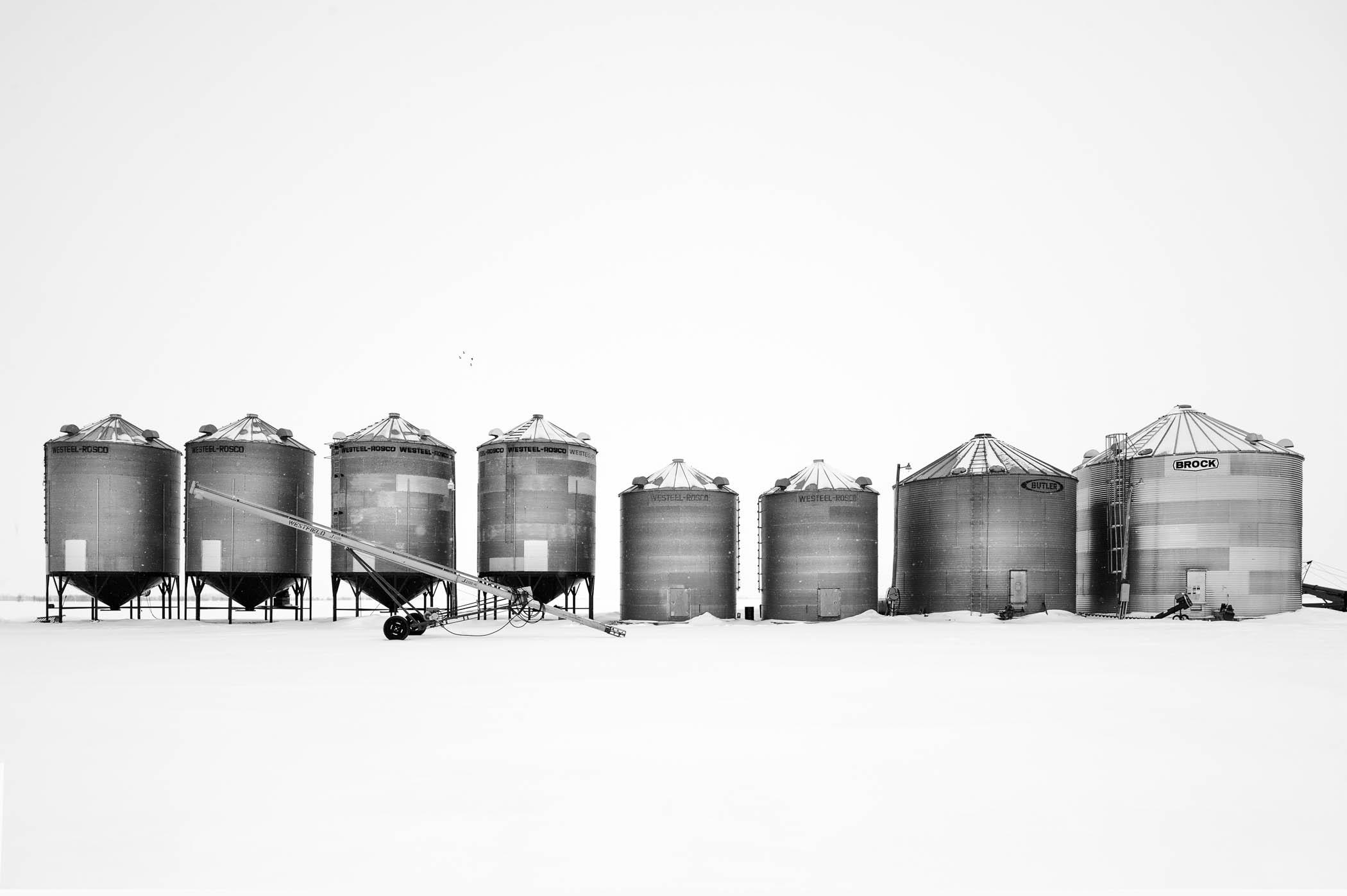 Eight Bins, Minnesota