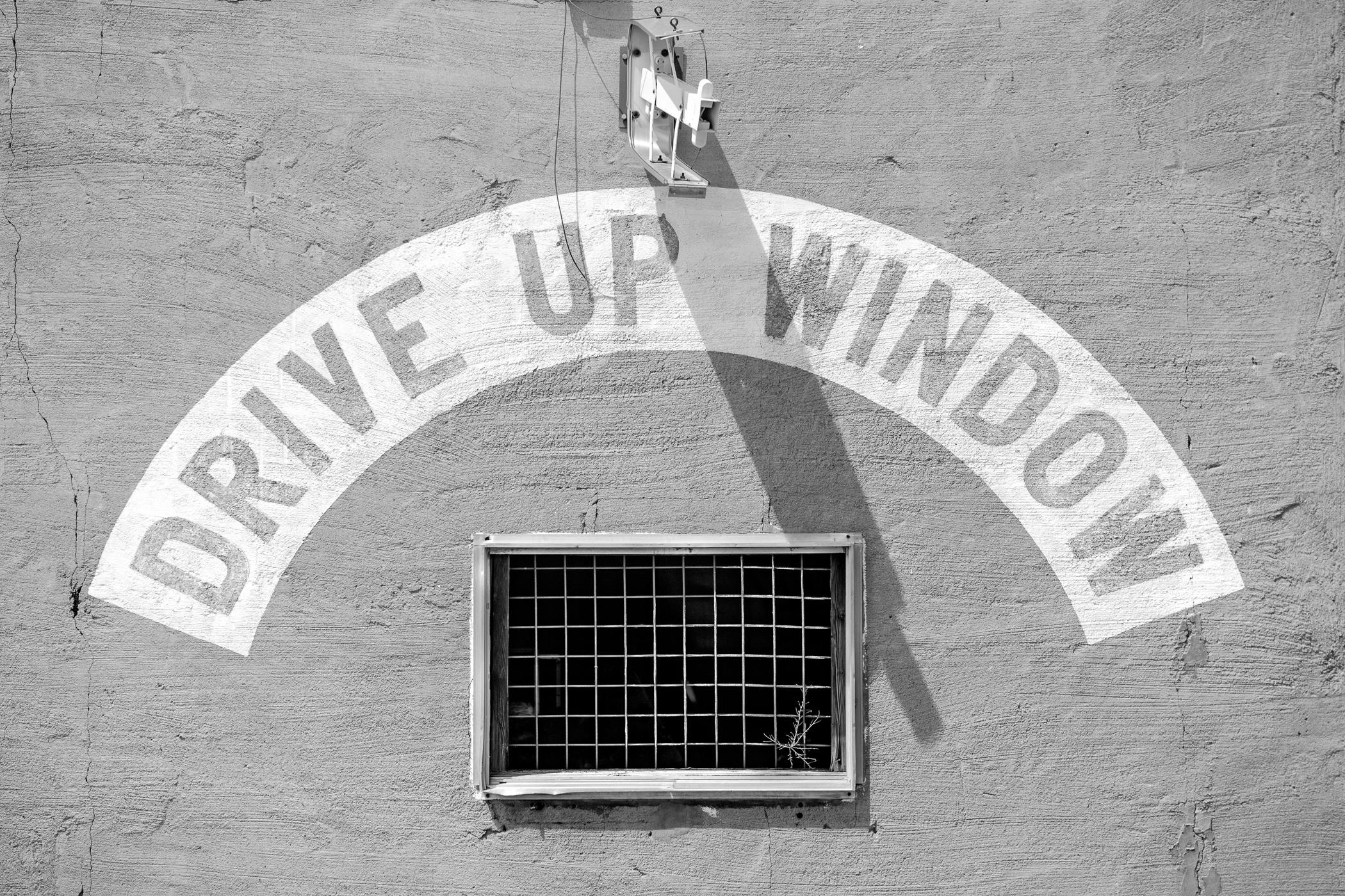 Drive Up Window